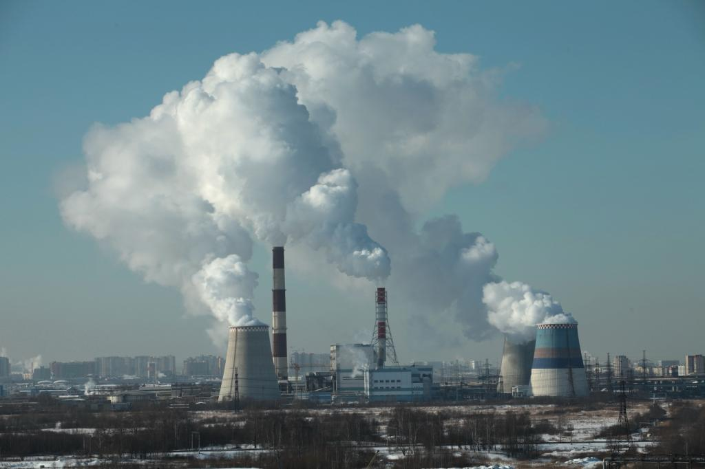issues in thermal power