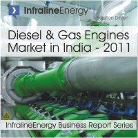 Diesel & Gas Engines Market in India - 2011