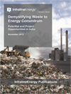 Demystifying Waste to Energy Conundrum-Potential and Project Opportunities in India