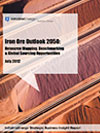 Iron Ore Outlook 2050: Resource Mapping, Benchmarking  & Global Sourcing Opportunities