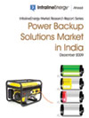 Power Back-up Solutions Market in India