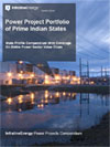 Power Project Portfolio of Prime Indian States