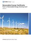 Renewable Energy Certificate: Push to Renewable Energy Development