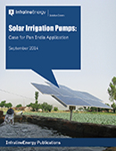 Solar Irrigation Pumps in India: Case for Pan India Application