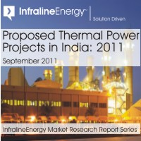 Proposed Thermal Power Projects in India: 2011